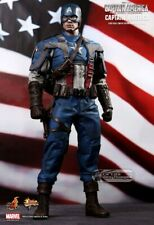FIGURINE HOT TOYS 1/6 FIRST AVENGERS