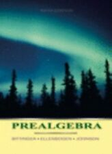 Prealgebra (5th Edition), Johnson, Barbara L., Ellenbogen, David J., Bittinger,