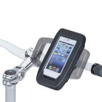 RICHTER Fahrrad Halter Biker Sports Splashbox für die Lenkstange iGRIP T5-25501