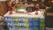 Nuff Electric Longboard Skateboard Black/orange ,2000W motor,28Mph, reg $1599