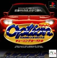 USED PS1 PS PlayStation 1 option tuning car battle 00014 JAPAN IMPORT