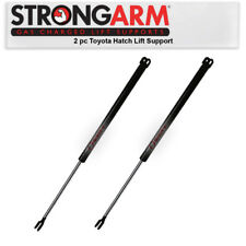2 pc Strong Arm Liftgate Lift Supports for Toyota 4Runner 1996-2002 - Lift op