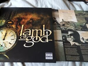 """Lamb of God - Lamb of God (2020, Nuclear Blast) Vinyl 12"""" Album EX/EX"""