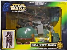 Kenner Star Wars Boba Fett's Armor Role Play Set (1997) New in Box