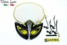 Acerbis Scheinwefer Diamond Supermoto Enduro Stunt Naked Bike Ausverkauft