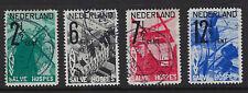 Netherlands : 1932 Tourist Propaganda set Sg400-3 fine used