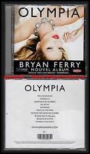 "BRYAN FERRY ""Olympia"" (CD) 2010 NEUF"
