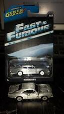 CHARGER 68, FAST AND FURIOUS 7, CUSTOMIZED GENESI GARAGE 1/18 su base HOT WHEELS