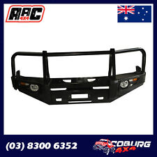 AAC Steel bullbar to Suit Toyota Landcruiser 100 Series . Airbag Approved