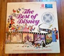 "The BEST OF DISNEY Disneyland #3515 1976 Vinyl 12"" LP 26 TRACK  PRISTINE NM/VG++"