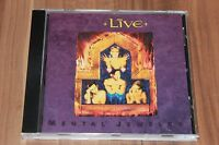 Live - Awake - Mental Jewelry (1991) (CD) (RARD10346, MCD10346)