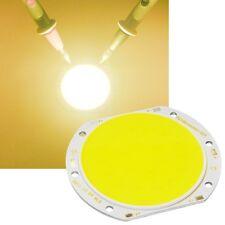 15 Vatios Cob de Alta Potencia LED Blanco Cálido 1100-1200lm/W Rendimiento Chip