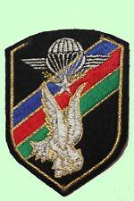 Insigne tissus de L'Union Nationale des Parachutistes (à coudre)