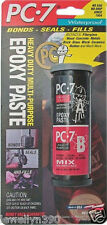 PC-7 EPOXY PASTE 2oz Tough IncrediblyStrong Paintable