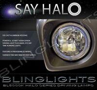 Honda GL1800 GoldWing GL 1800 Gold Wing 4300K Angel Eye Fog Driving Lamps Kit