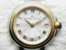 Maurice Lacroix  Fiaba 28m FA 1003-·PVP13  Dame Uhr bicolor Papieren Wertanlage