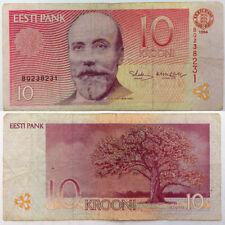 Europe Estonia/ Latvia/ Lithuania Note Banknotes