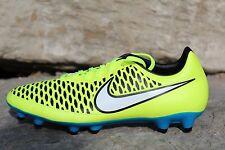 Nike Womens Magista Onda FG Sz 10.5 Blue Volt Soccer Cleats World Cup 658569 700
