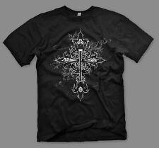 Poker Cross T-Shirt by High Roller Clothing