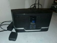 Sirius Xm Stiletto Sl2 Portable Satellite Radio Receiver with boombox
