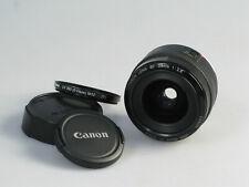 Original Canon f= 28 mm 1: 2,8 Canon EF Objektiv für EOS analog und digital