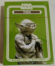 Star Wars Yoda - Deck of Playing Cards