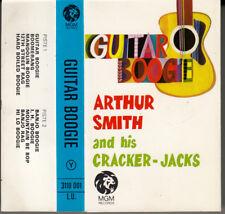 "K 7 AUDIO (TAPE) ARTHUR SMITH  ""GUITAR BOOGIE"""