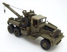 1/72 Ward LaFrance M1A1 Series-5 6x6 Heavy Wrecker - Ready Built Resin Model