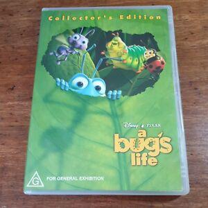 A Bug's Life Disney Pixar DVD Collector's Edition R4 LIKE NEW FREE POST