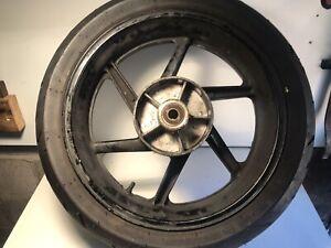 Cbr 900 Fireblade 1993 Rear Wheel Straight Needs Re-coat 1993 1994 1995