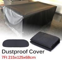 215x125x68cm 7Ft Waterproof Protective Billiards Snooker Pool Table Dust Cover