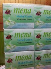 6 pcs mena cream green 500