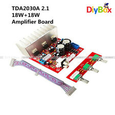 TDA2030A Super Bass 2.1 Power Amplifier Board 3 Sound Track PC Speaker Circuit