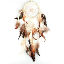 Dream Catcher with Feather Hanging , Indian Style Handmade Decoration