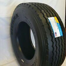 (2-Tires) 385/65R22.5 ROAD WARRIOR SIERRA 160K  Steer All Position Truck Tire