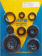 Honda CR500 CR 500 1985 1986 1987 1988 Engine Oil Seal Kit