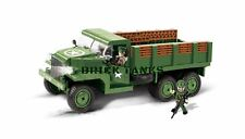 GMC CCKW 353 Truck - COBI 2378 - 350 brick military transport