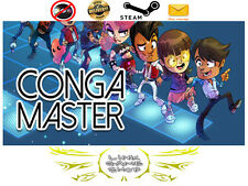 Conga Master PC & Mac Digital STEAM KEY - Region free