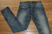 LEVIS 710 Jeans pour Femme W 28 - L 34 Taille Fr 38  (Réf #S260)
