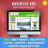 Green One | eBay Template Auktionsvorlage Verkaufsvorlage Ebayvorlage HTTPS 2018