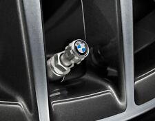 Original BMW Satz Ventilkappen BMW mit BMW Logo 36122447401 Set of Valve Caps