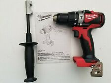 MILWAUKEE 2902-20 18V 18 VOLT M18 BRUSHLESS 1/2'' HAMMER DRILL/DRIVER BARE TOOL