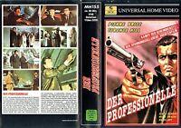 (VHS) Der Professionelle - Schüsse im 3/4 Takt - Pierre Brice, Heinz Drache