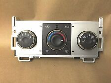 08-12 CHEVY MALIBU A/C HEATER TEMPERATURE CLIMATE CONTROL 28116119   OEM PART