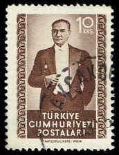 Scott # 1064 - 1962 - ' Kemal Ataturk '