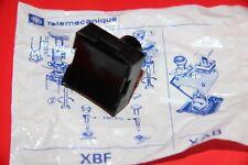 TELEMECANIQUE XBF-G 112 Drucktaste, schwarz  XBF G 112  NEU