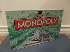 MONOPOLY BOARD GAME HASBRO SPEED DIE NEW CAT TOKEN FACTORY SEALED 2013 NEW