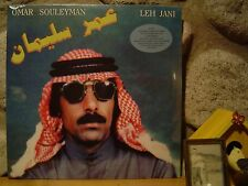 OMAR SOULEYMAN Leh Jani 2xLP/Syria/Dabke/Sun City Girls/Sublime Frequencies