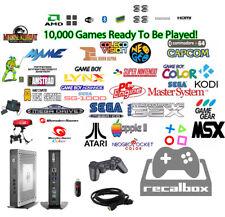 Everdrive PC2Snes SDC • Controller + HDMI Cable + GBA NES GB ATARI MEGA Sega N64