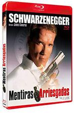 True Lies NEW Cult Blu-Ray Disc James Cameron Arnold Schwarzenegger